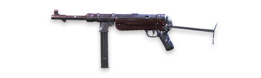 MP40 no Free Fire