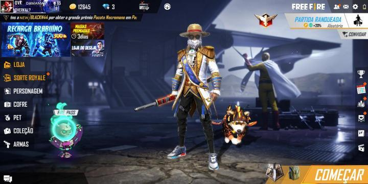 Matador de pro player