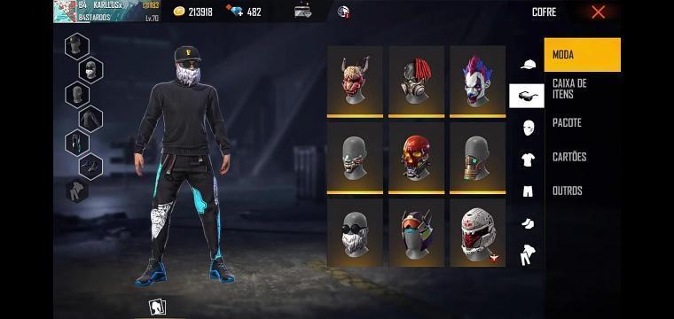 minhas skins