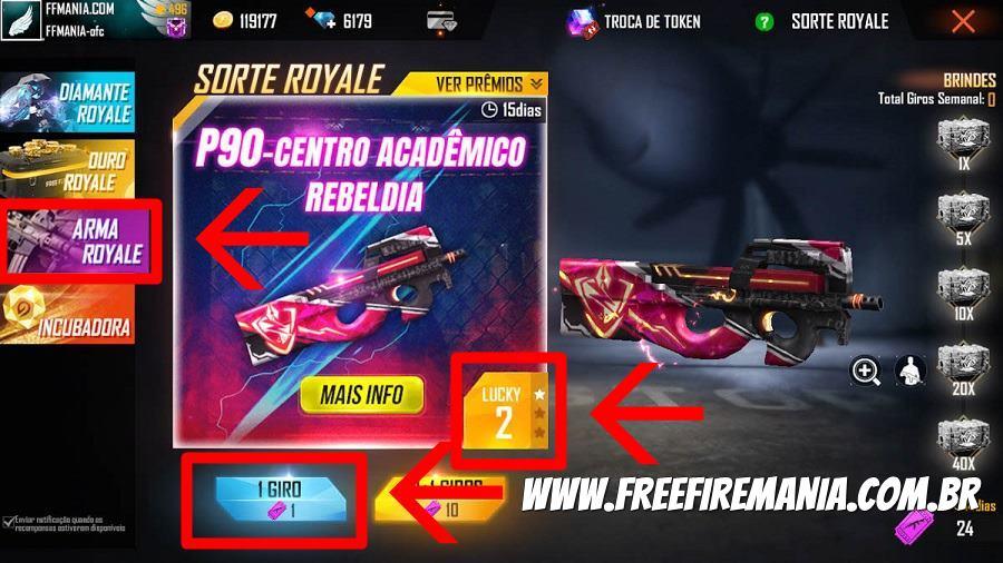 Arma Royale Free Fire