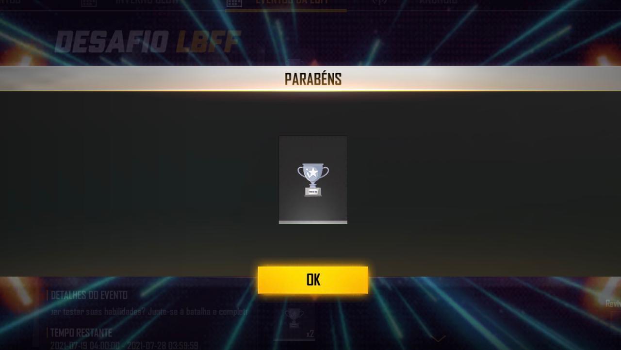 Token Troféu de Prata