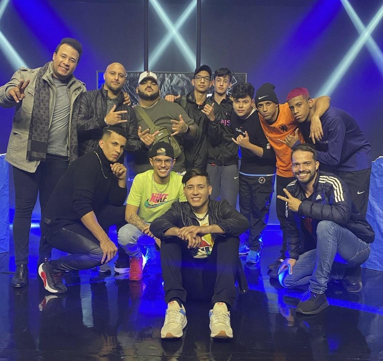 Equipe Medellin via Instagram - @medellingames