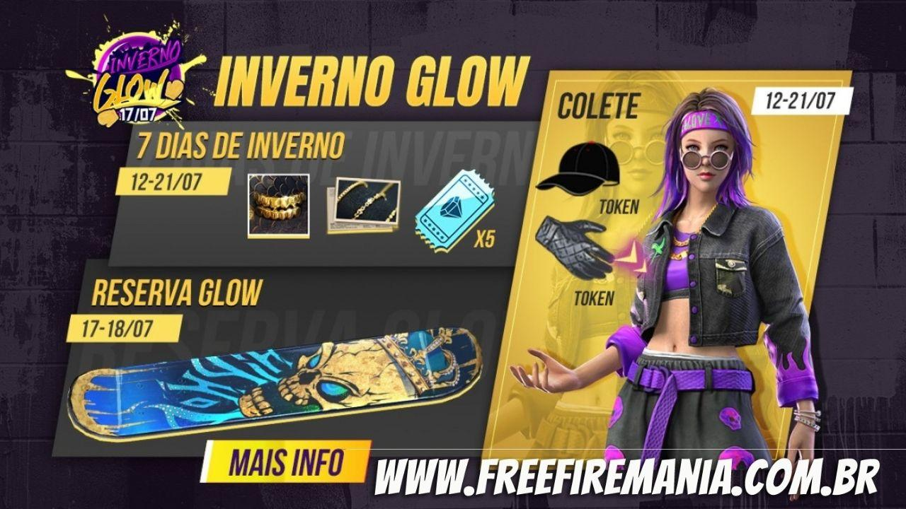 Inverno Glow Free Fire