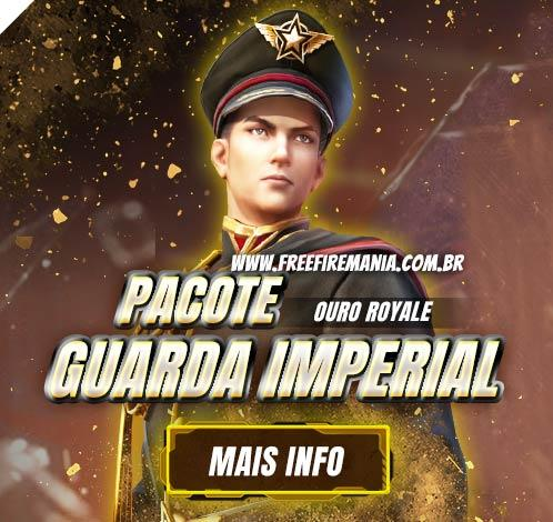 Pacote Guarda Imperial FF
