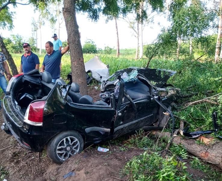 Jogador Thiago da Vivo Keyd morre em acidente de carro