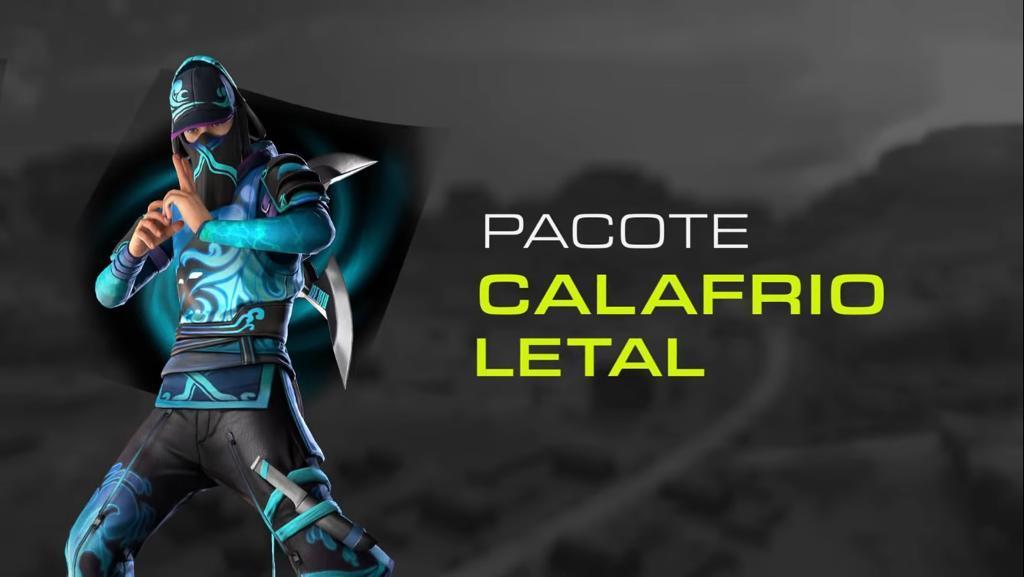 Pacote Calafrio Letal