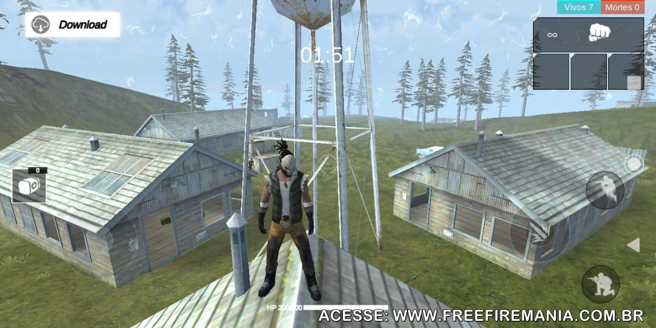 Free Fire Online Como Jogar O Game Sem Baixar Nenhum Apk Free Fire Mania