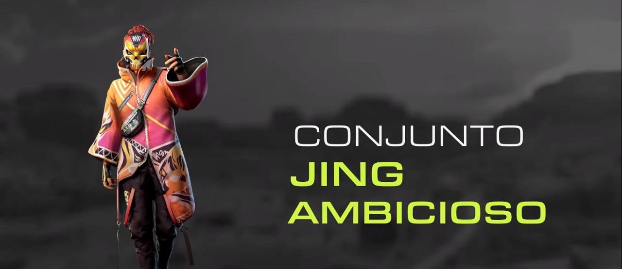 Incubadora Agosto 2021, Pacote Jing Ambicioso