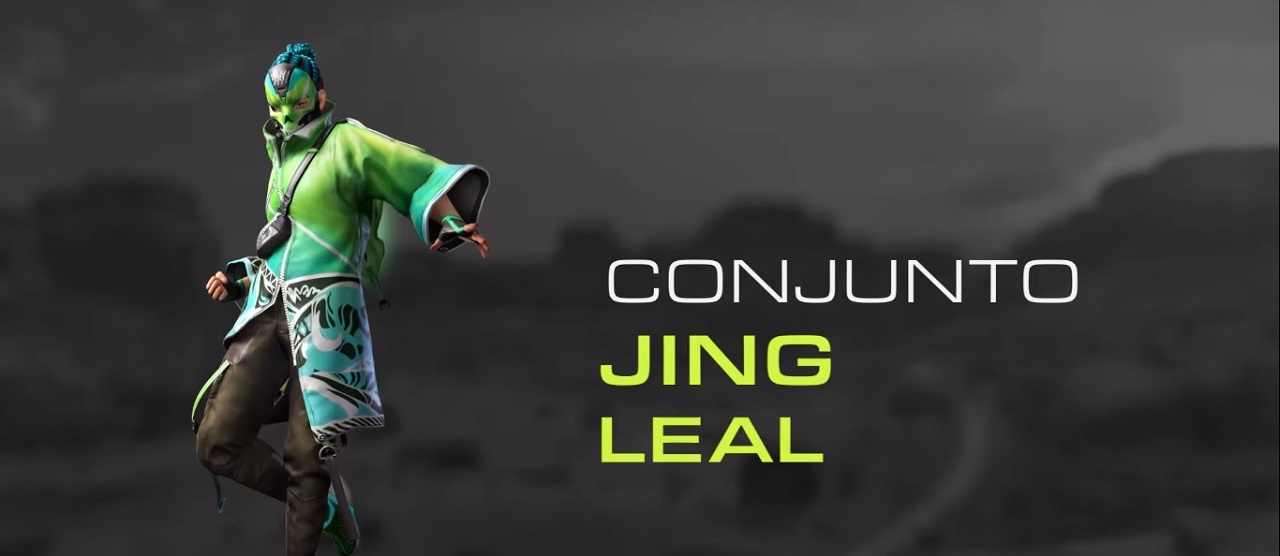 Incubadora Agosto 2021, Pacote Jing Leal