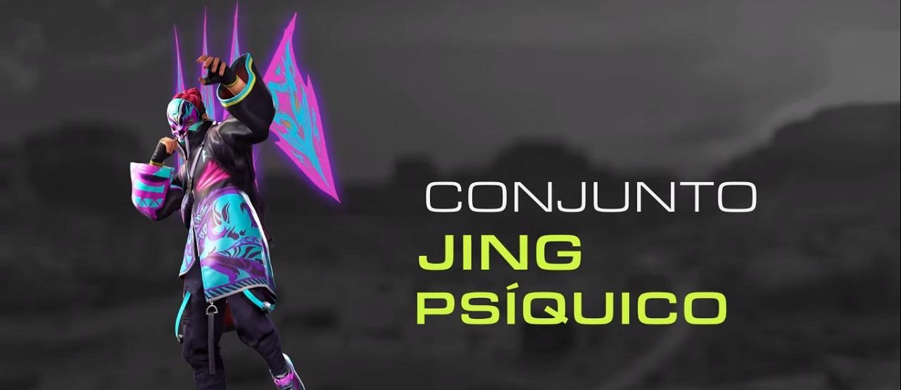 Incubadora Agosto 2021, Pacote Jing psíquico