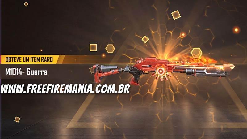 M1014 Guerra