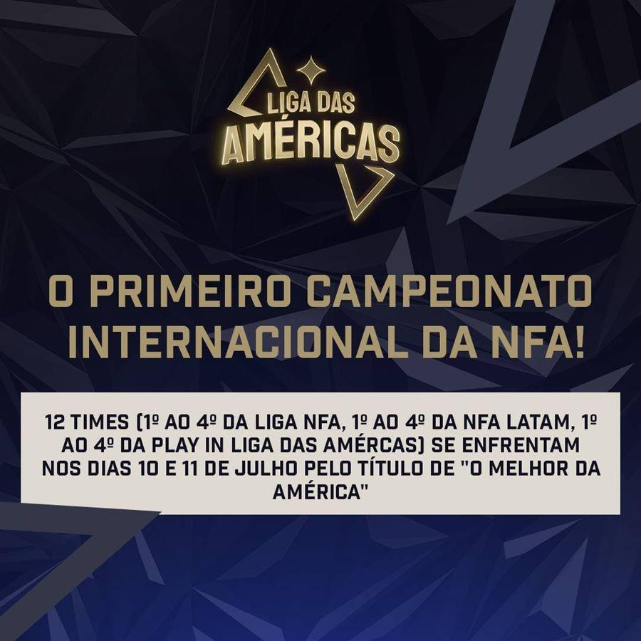 LDA - Liga das Américas Free Fire