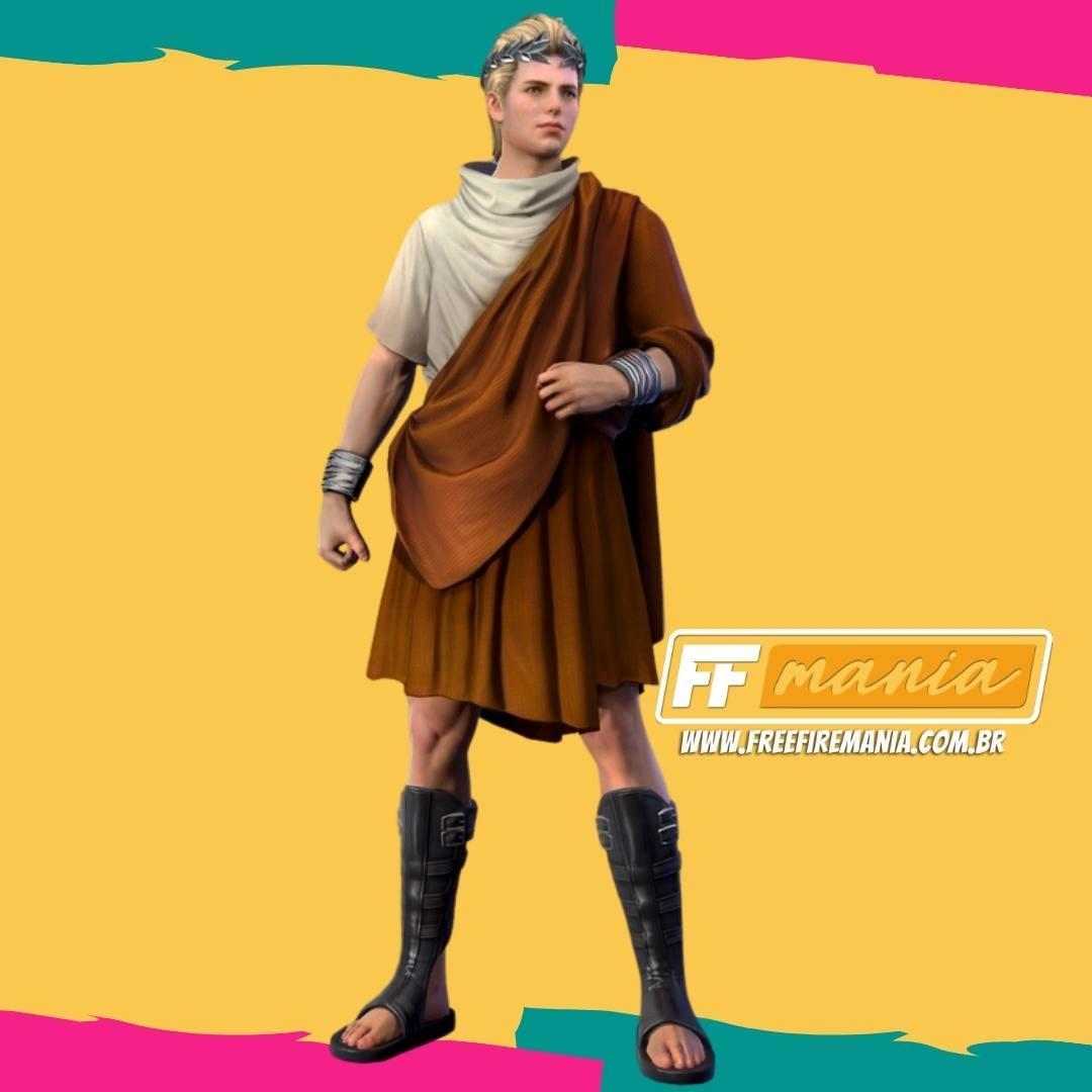 Ouro Royale: Imperador Romano