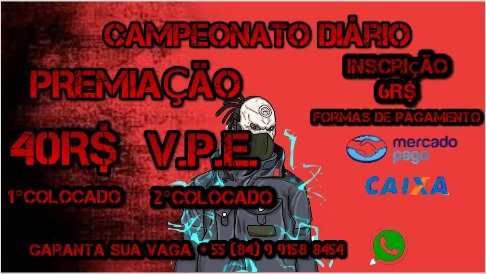 CAMPEONATO DIÁRIO HS