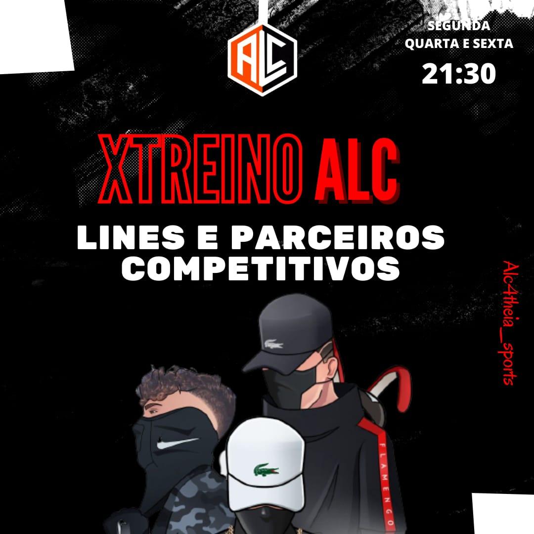 X TREINO ALC