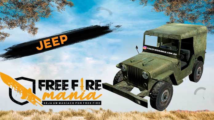 Jeep no Free Fire