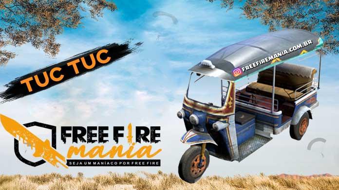 Tuk Tuk no Free Fire