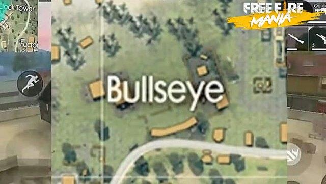 Nova área em Bermuda: Bullseye