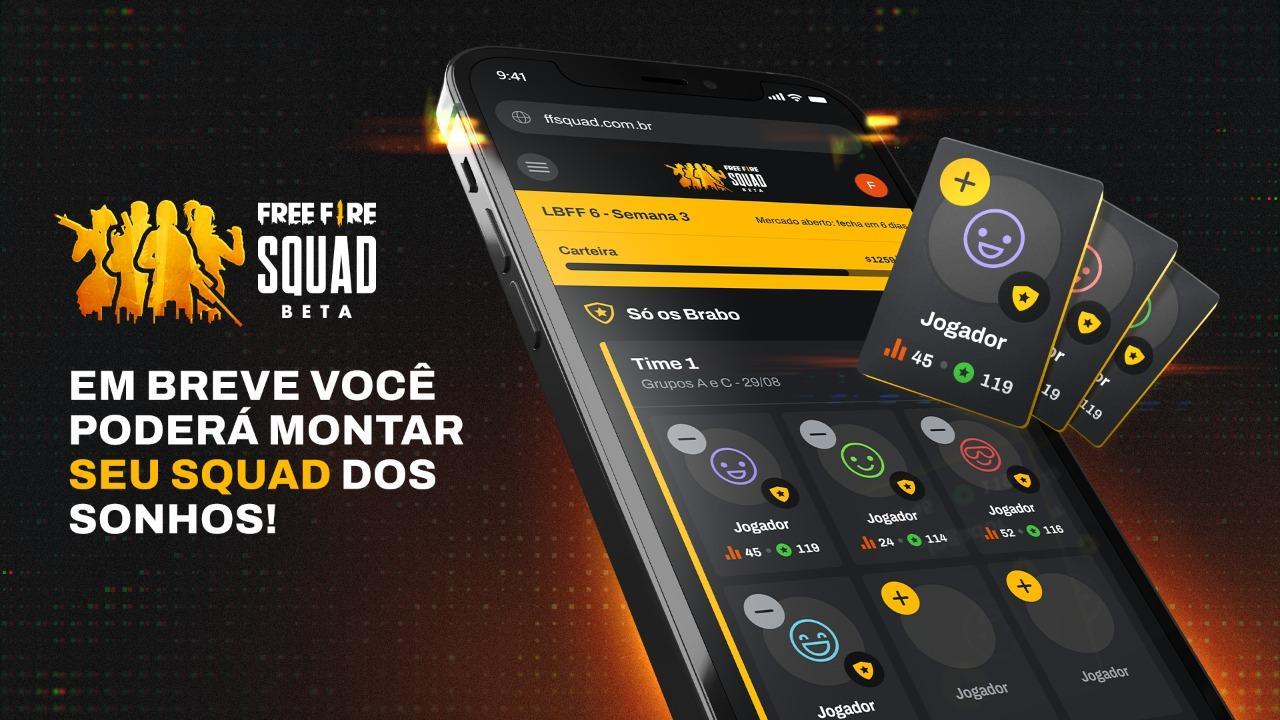 Free Fire SQUAD (FF SQUAD): Garena lança jogo para escalar times da LBFF
