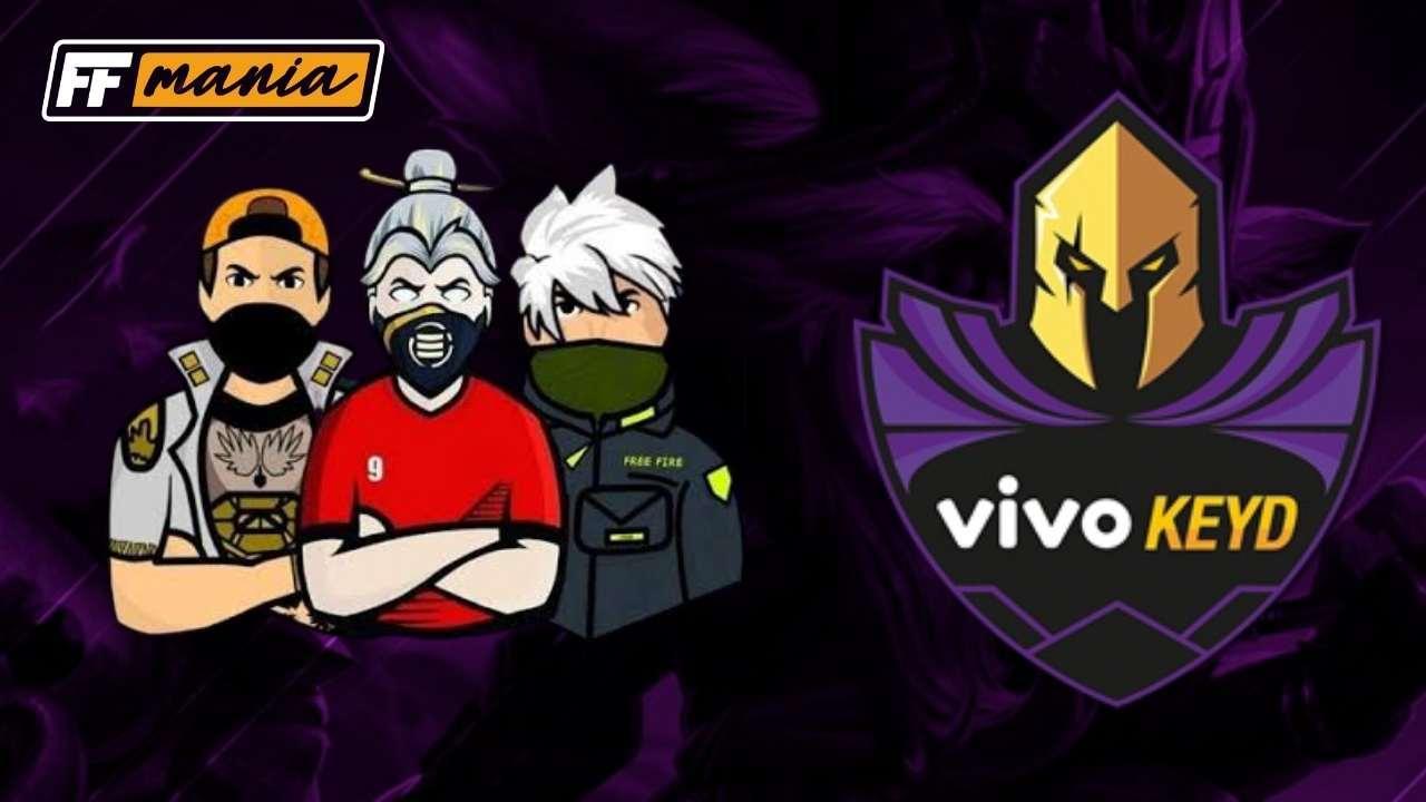 Free Fire: Vivo Keyd anuncia nova line-up emulador e disputará NFA