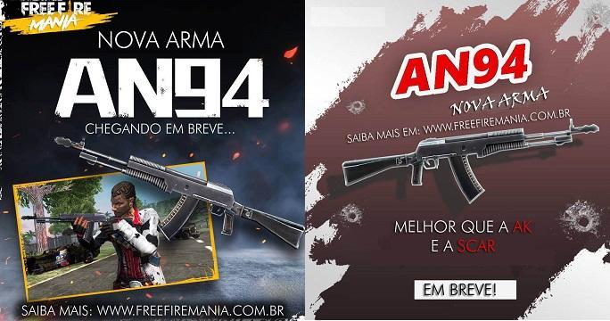 [OFICIAL] NOVA ARMA AN94