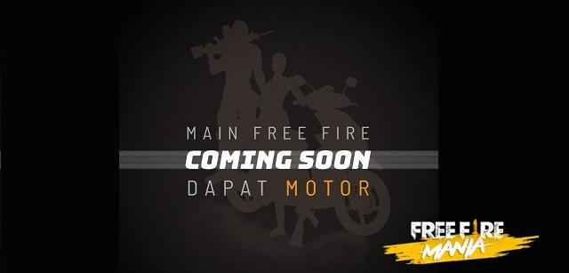 [VAZOU] O Free Fire vai te dá uma MOTO de Verdade!