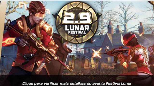 Super Evento: Festival Lunar