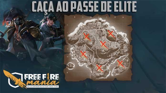 10 MIL Passes de Elite de Dezembro Grátis no Free Fire!