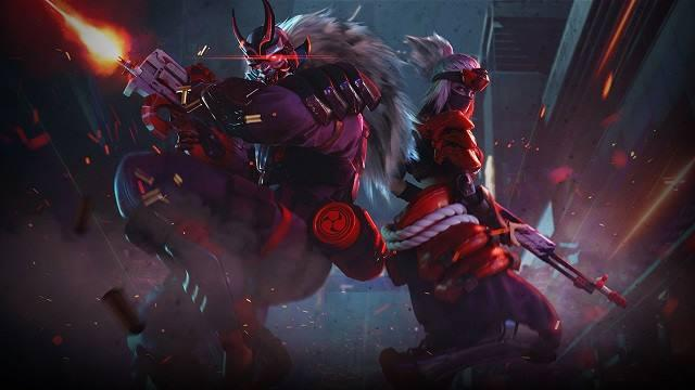 100 Códigos Usados no Resgate das Skins do Passe de Elite Samurais Demon?acos