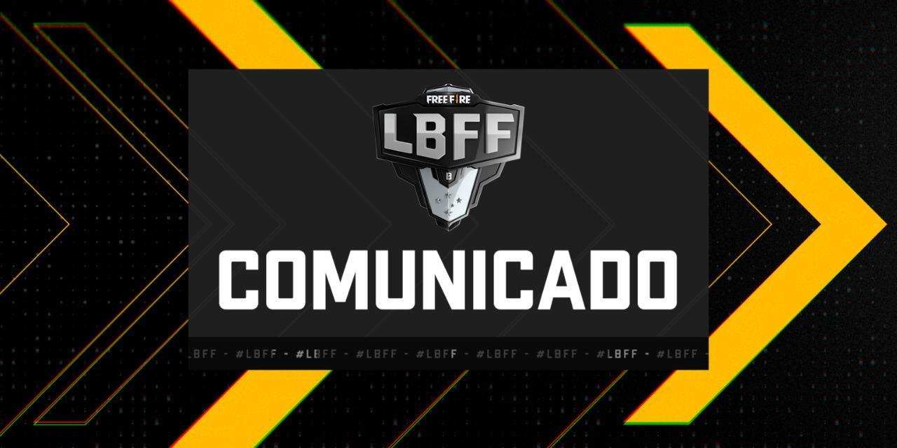 14 jogadores, 2 técnicos e 1 equipe é banida pela Garena da LBFF 2021