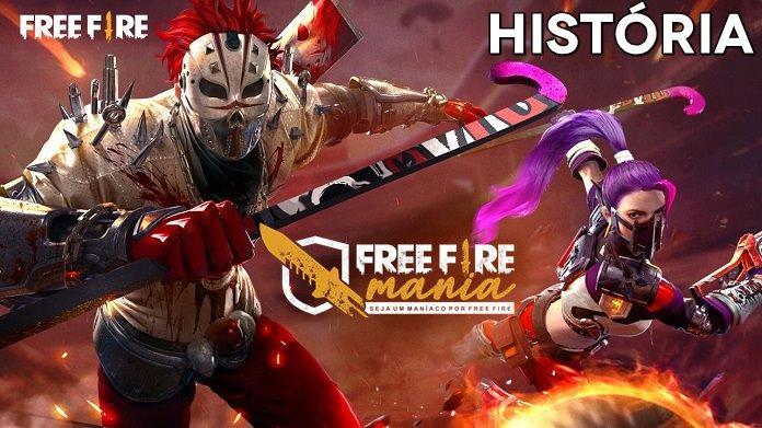 A História do Passe de Elite Penalidade Máxima no Free Fire