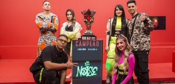 A Noise está de volta a NFA Season 6!