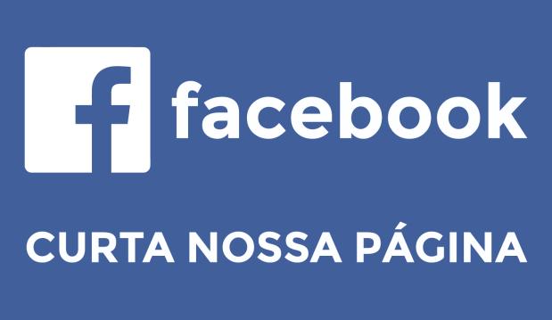 Acompanhe a nossa nova Fanpage no Facebook