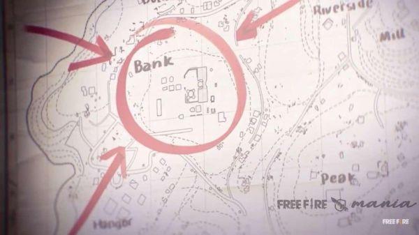 Adeus Katulistiwa? O Banco chega ao Mapa Bermuda do Free Fire