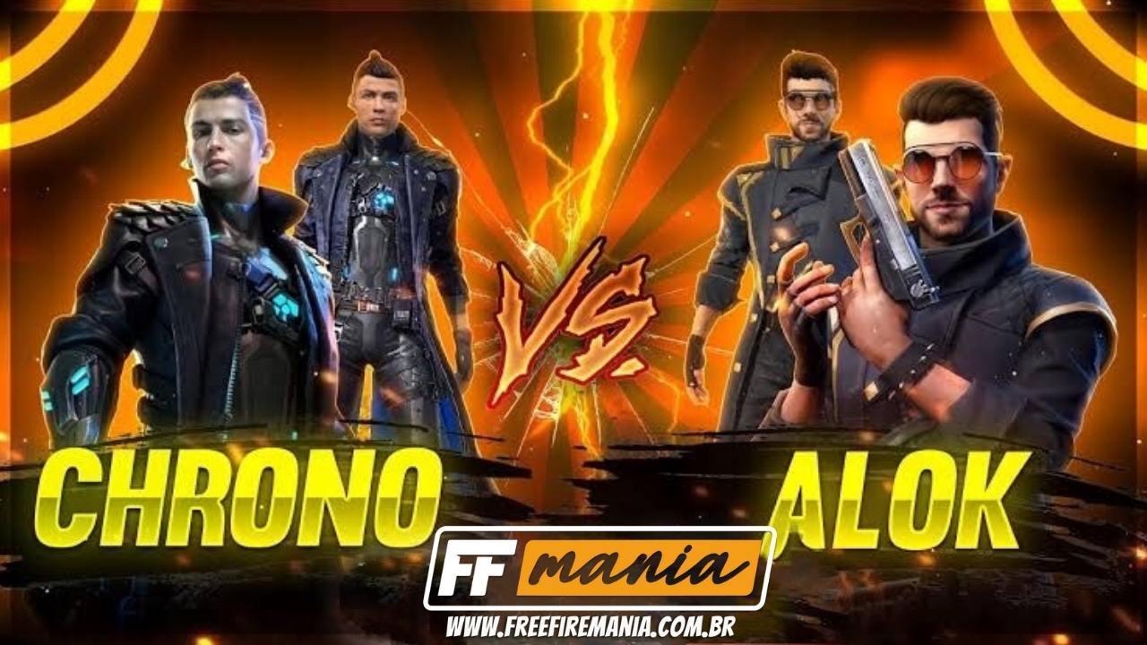 ¿Alok es mejor personaje de Free Fire que Chrono después de la actualización nerf?