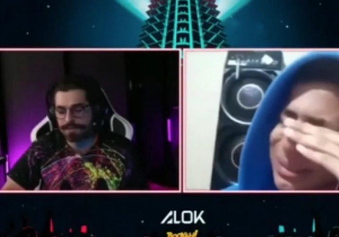 DJ Alok irá construir casa para jogador de Free Fire que conheceu no jogo