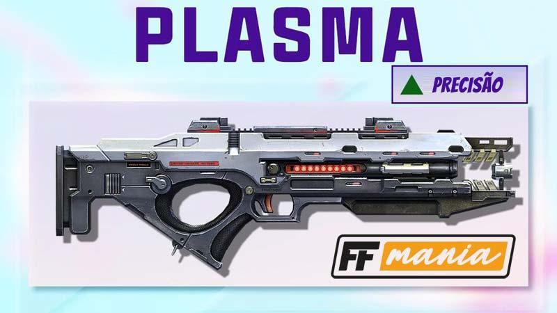 Arma de Plasma passa por