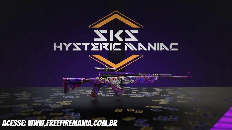 Arma Royale: revelada a nova skin da arma SKS