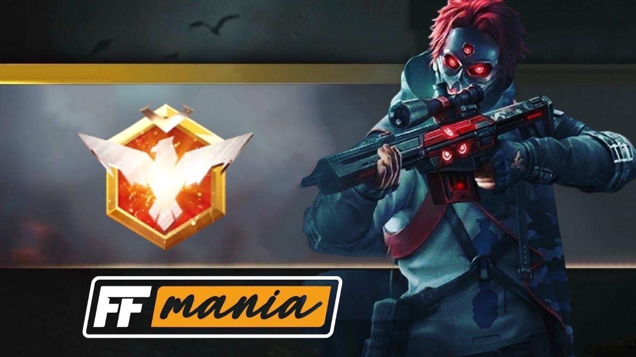 Atualização Dezembro Free Fire: skins e pacotes do Rank de Token Visão do Mestre