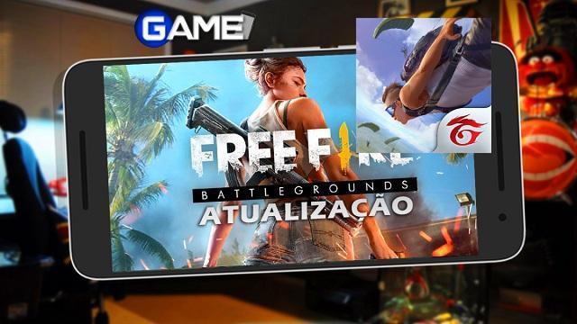 Atualização do Free Fire - é amanhã! (03/01/2019)