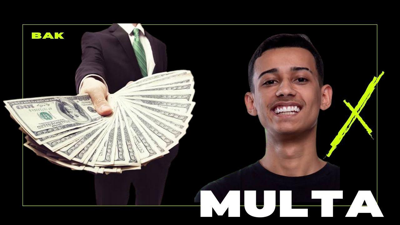Bak saiu da LOUD, mas quem paga a multa de 1,2 milhão de reais pelo fim do contrato?