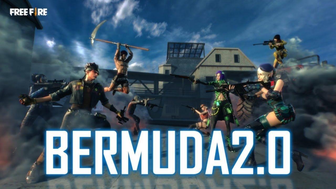 Bermuda 2.0 Free Fire: novo mapa chega definitivamente as ranqueadas e com nova cidade