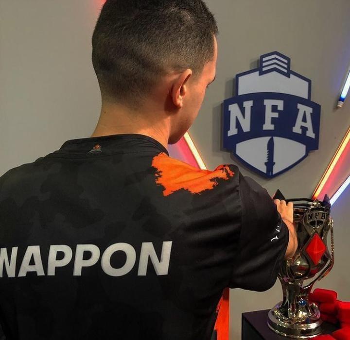 Black Dragons Free Fire: Nappon não faz mais parte da organização