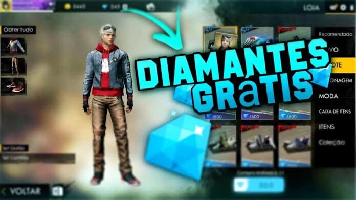 Bug dos Diamantes: Jogadores estão recebendo Diamantes Grátis
