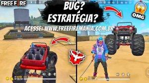Bug ou Estratégia? Veja como subir com o Caminhão Monstro na Factory