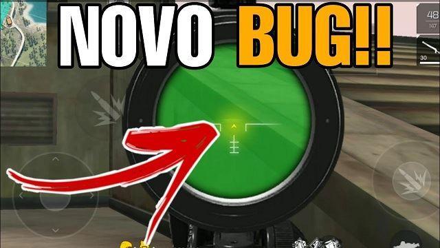 Bug para Esconder as Minas Terrestres