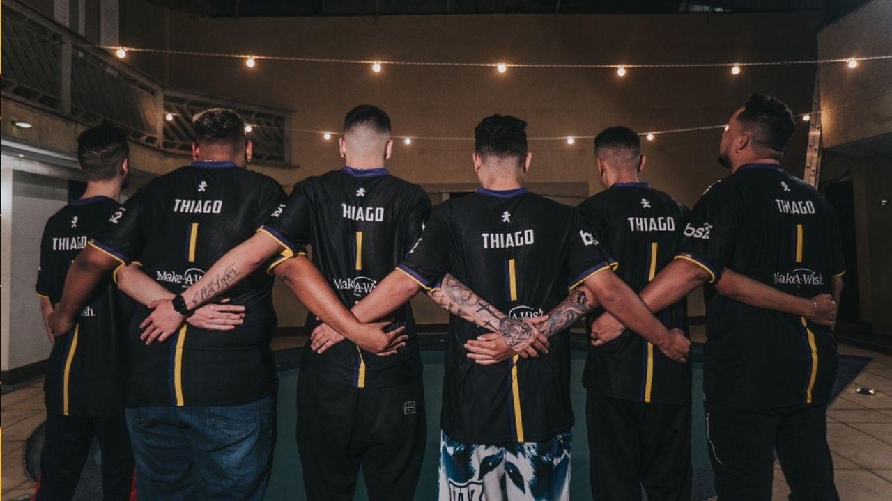 Campeã da LBFF 5, Vivo Keyd e jogadores dedicam título a Thiago, morto em acidente de carro