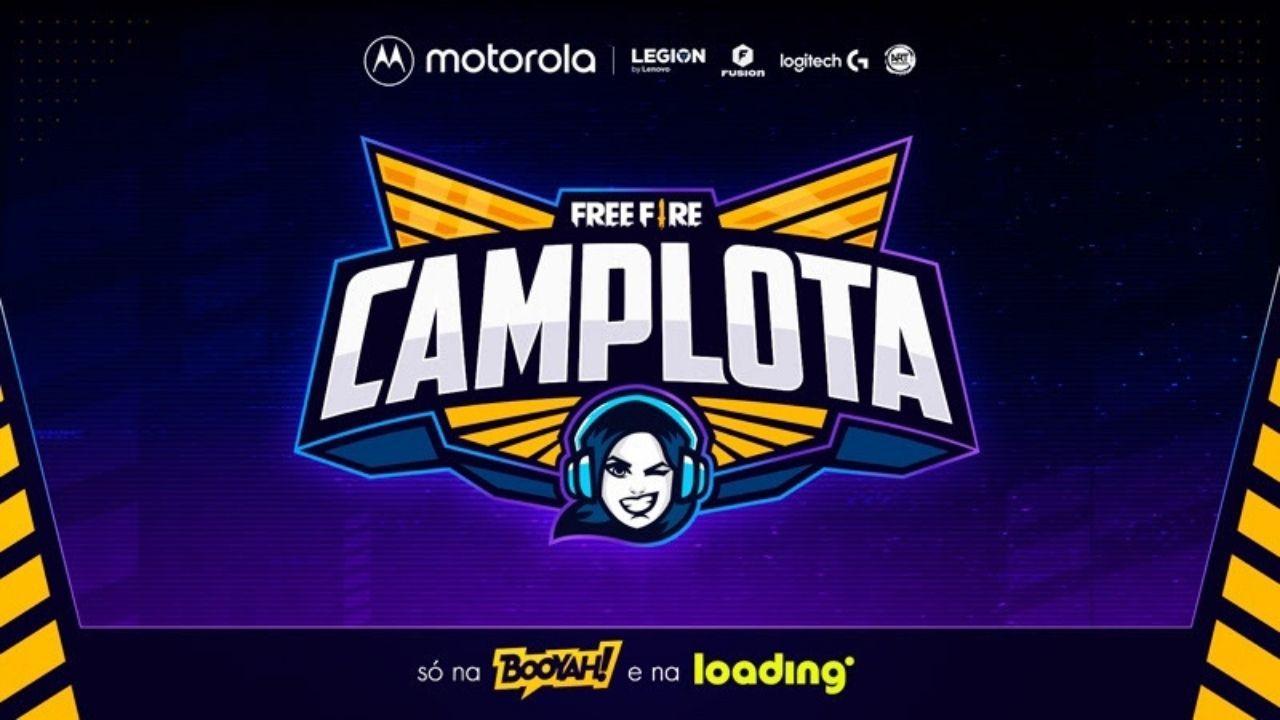 Campeonato Feminino de Free Fire: CampLota 2 terá 72 times e exibição na TV
