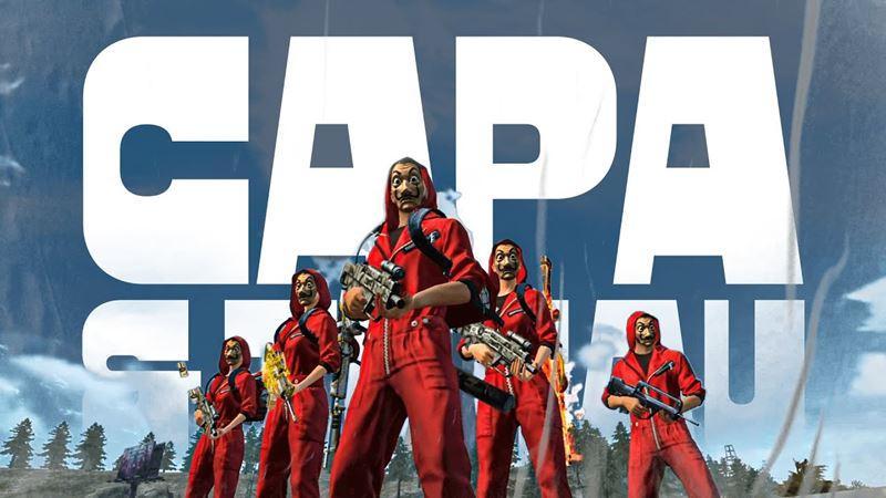 Capa & Tchau: nova música com influenciadores da Garena