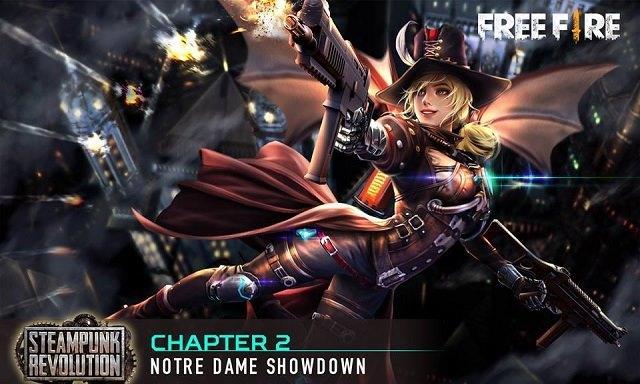 Capitulo 2 - A História Oficial do Novo Passe de Elite Steampunk